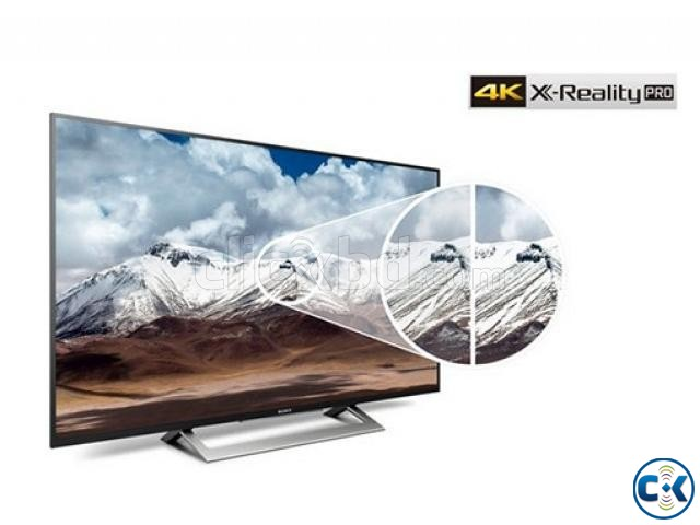 49 SONY BRAVIA W750D X-Reality Pro FHD Smart LED TV | ClickBD large image 1
