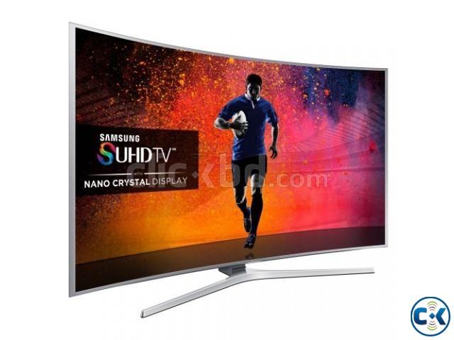 SAMSUNG JS9000 4K 3D TV 55 Series 9 | ClickBD large image 1
