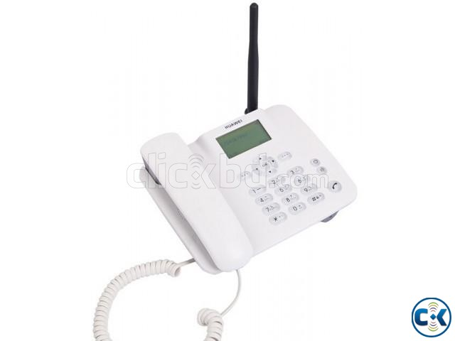Huawei F317 GSM SIM Card Slot Telephone 01618657070 | ClickBD large image 0