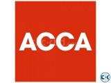 ACCA FIA FD ICAEW CIMA CMA Private Tuition