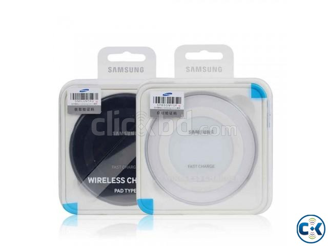 Wireless Charger Samsung    ClickBD large image 0