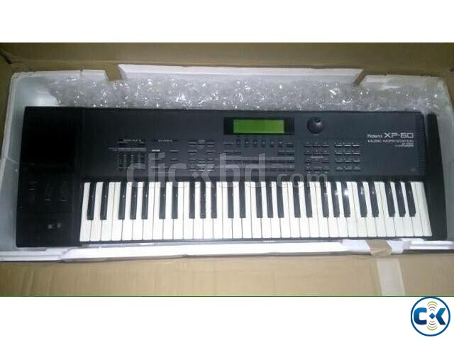 Roland xp-60 New call-01748-153560 | ClickBD large image 0