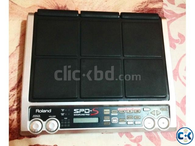 Roland Spd-S new call-01748-153560 | ClickBD large image 0