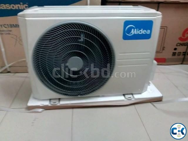 Midea1.5 Ton New Model MS11D-18CR AC Air Conditioner | ClickBD large image 1