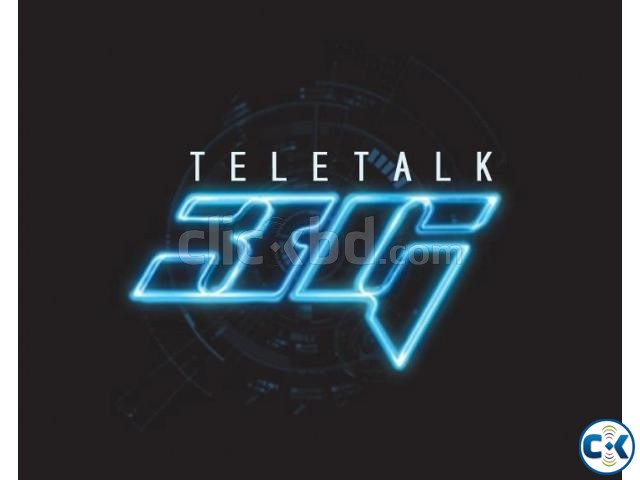 Teletalk Most Vip Sim Cards NO  | ClickBD large image 0