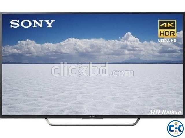 Sony Bravia X7000E 43 Wi-Fi Smart Slim 4K HDR LED TV | ClickBD large image 0