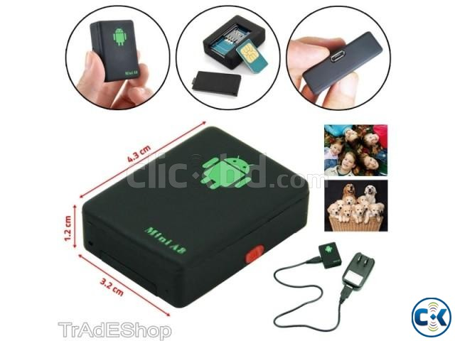 GPS Tracker Voice Listening device 01618657070 | ClickBD large image 1