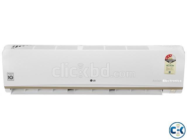 LG 1.5 TON SPLIT TYPE 18000 BTU AIR CONDITIONER | ClickBD large image 3