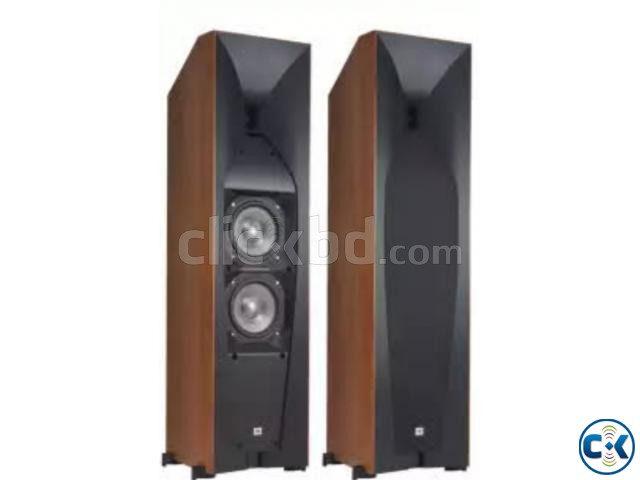 Brand New JBL STUDIO 590 Tower speaker | ClickBD large image 1
