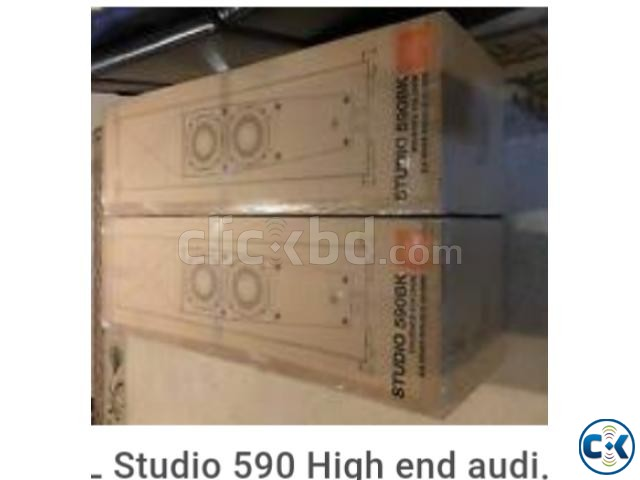 Brand New JBL STUDIO 590 Tower speaker | ClickBD large image 4