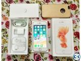 Brand New Iphone 6s Rose Gold 16GB Box