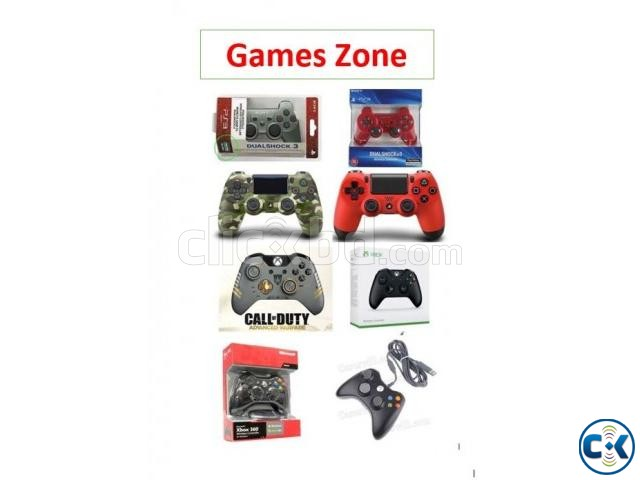 All gaming controller available in Games Zone | ClickBD large image 0