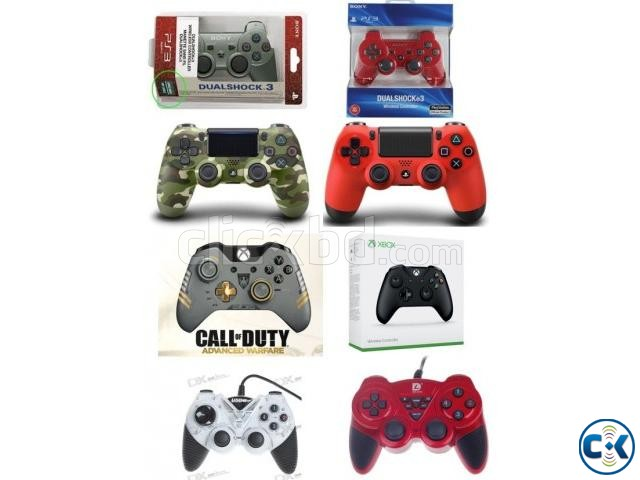 All gaming controller available in Games Zone | ClickBD large image 1