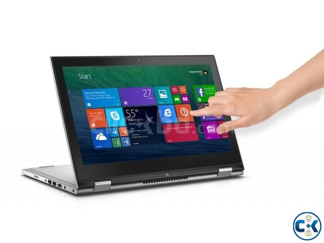 Dell Inspiron N7348 i5 256GB SSD Touch WITH PEN BD | ClickBD large image 1