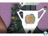 MacBook overheating issue repair