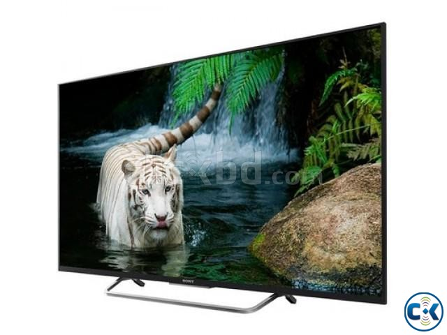 Sony bravia W800C 55 inch 3D LED smart android televisi | ClickBD large image 0