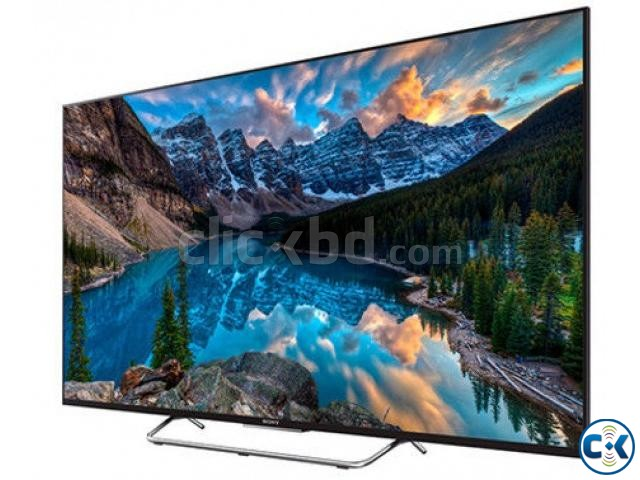 Sony bravia W800C 50 inch 3D LED smart android TV | ClickBD large image 0