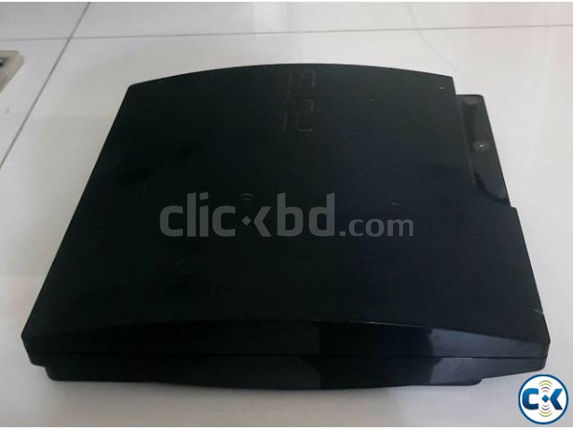 Sony Play Station 3 Slim 160 GB with Latest Mod | ClickBD large image 0