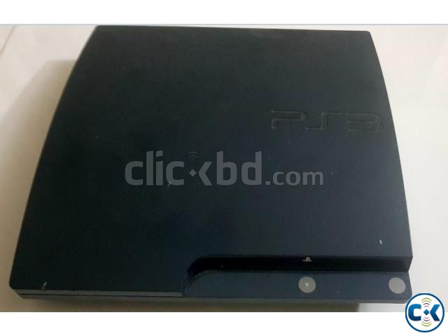 Sony Play Station 3 Slim 160 GB with Latest Mod | ClickBD large image 1