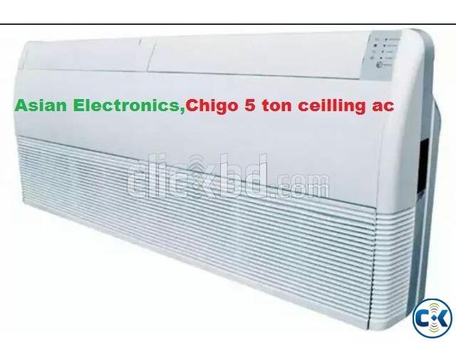 Chigo CS15EC30 3 Ton ceilling type AC | ClickBD large image 2