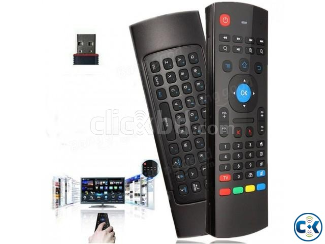 Air Mouse Wireless Remote Control | ClickBD large image 0