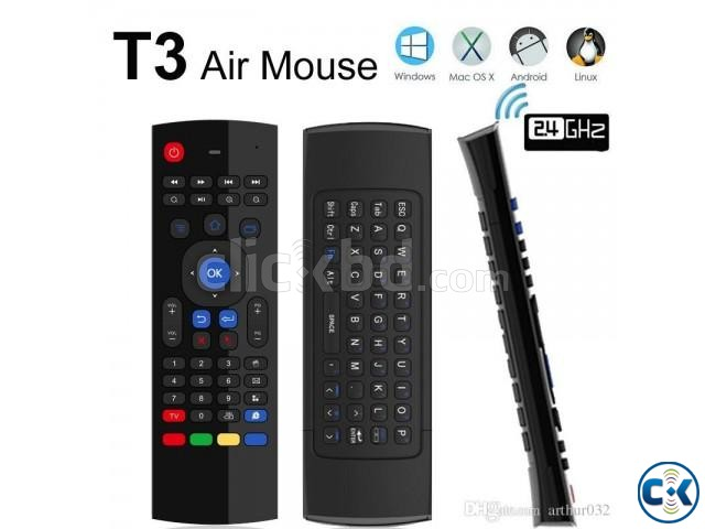 Air Mouse Wireless Remote Control | ClickBD large image 3