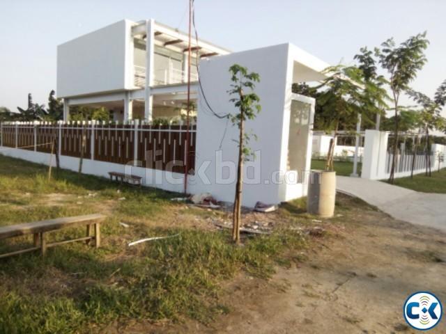 6 Katha Southfacing Plot Navana Purbachal | ClickBD large image 0