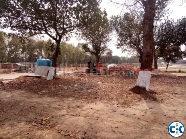 5Katha Southfacing Plot in Purbachal | ClickBD large image 0