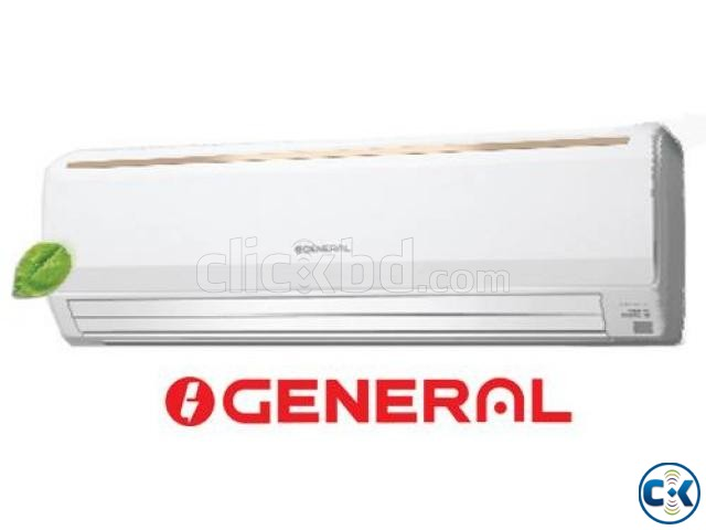 General 2 Ton AC ASGA24FMTA 24000 BTU Split Air Conditioner | ClickBD large image 0