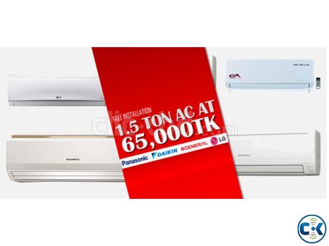 General 1 Ton AC Price in Bangladesh ASH12USCCW | ClickBD large image 0