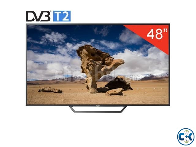 KLV W652 LED Full HD Smart TV 48 inch | ClickBD large image 1