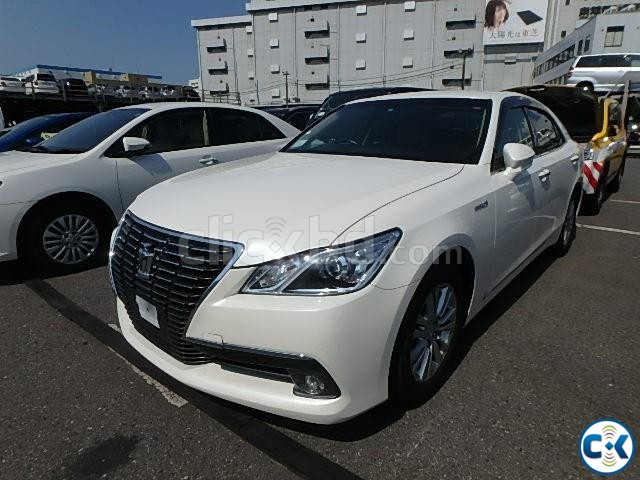 Toyota Crown | ClickBD large image 0