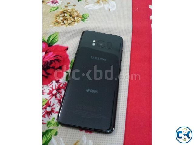 Samsung Galaxy S8 Dual Sim | ClickBD large image 1