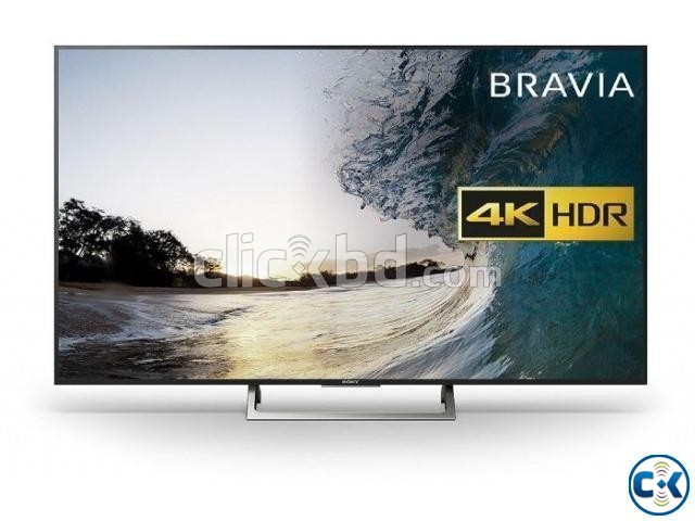 4K 43 Inch Sony X7000E 4K Smart LED TV | ClickBD large image 0