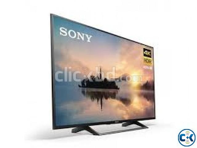 4K 43 Inch Sony X7000E 4K Smart LED TV | ClickBD large image 1