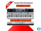 Yamaha PSR I455 61-Key Keyboard.