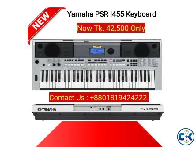 Yamaha PSR I455 61-Key Keyboard. | ClickBD large image 0