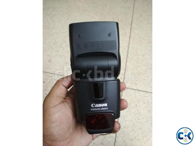 Canon SPEEDLITE 430EX-II FLASH | ClickBD large image 1
