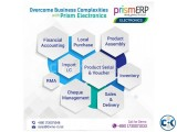 The Best ERP Software for Computers Electronics Businesses