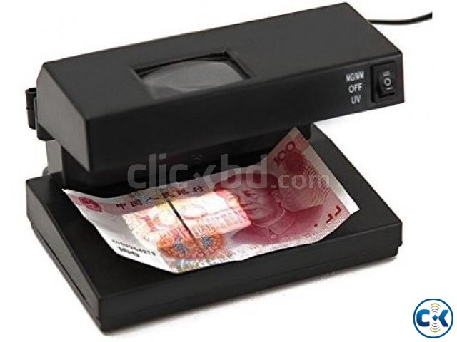 Fake Money Detector Machine | ClickBD large image 0