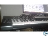 Novation LaunchKEY keyboard midi and controler