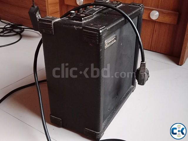 Guitar Combo Amplifier Soundbox | ClickBD large image 0