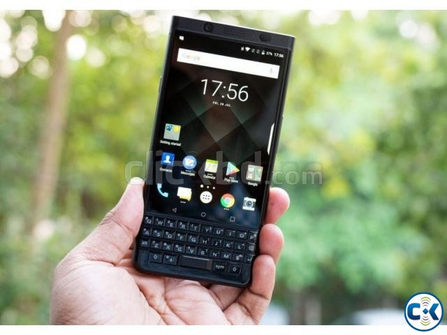 Brand New KEYone Black Edition Sealed Pack 3 Yr Warranty | ClickBD large image 1
