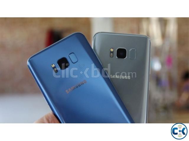 Brand New Samsung Galaxy S8 64GB Sealed Pack 3 Yr Warranty | ClickBD large image 0