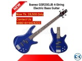 Ibanez GSR200JB 4-String Electric Bass Guitar.