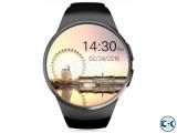 KW18 Smart Watch Waterproof Single Sim Heart Rate Monitor