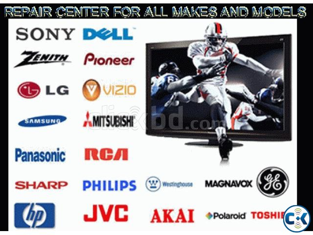 All LCD-LED-3D TV Repair Service with Warranty in Dhaka. | ClickBD large image 1