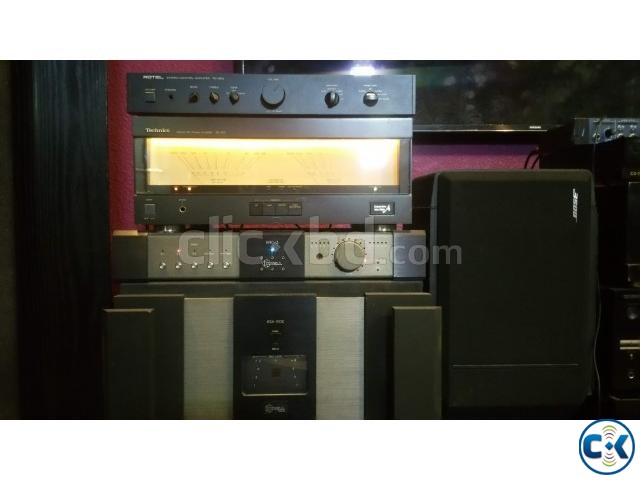 Technics SE A70 who knows music | ClickBD large image 0