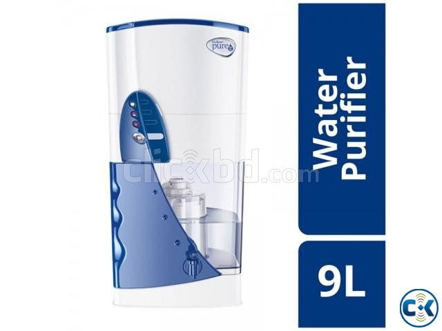 Pureit Classic Device Water Purifier 23L - Blue | ClickBD large image 1