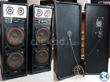 Kenlong PMPO 1500W Sound System